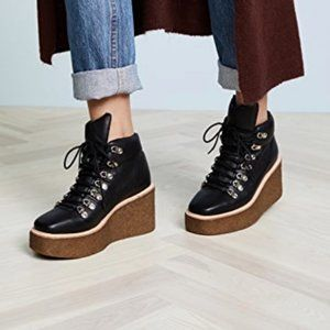Free People Jeffrey Campbell Everest Hiker Boots